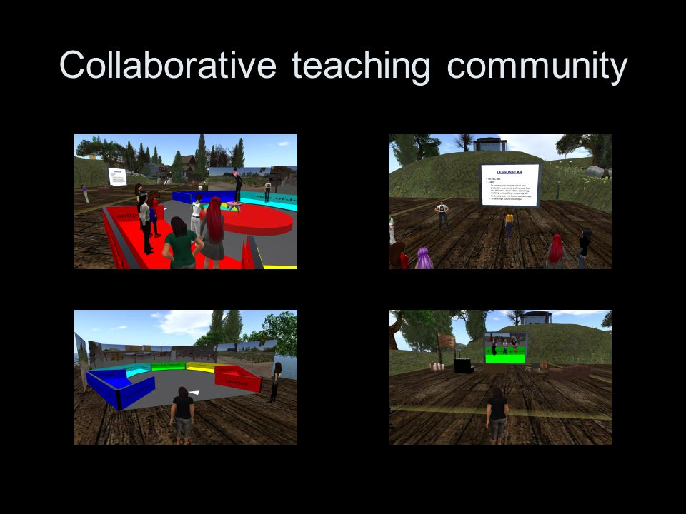Collaborative teaching community
