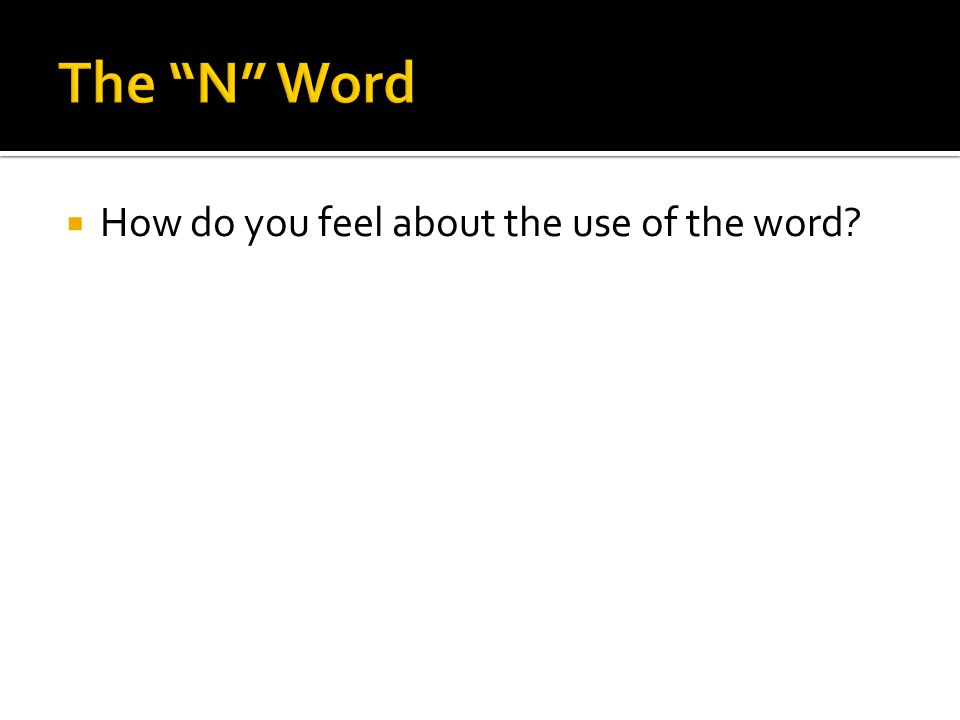  Is the use of the word in the classroom different from its use outside the classroom?