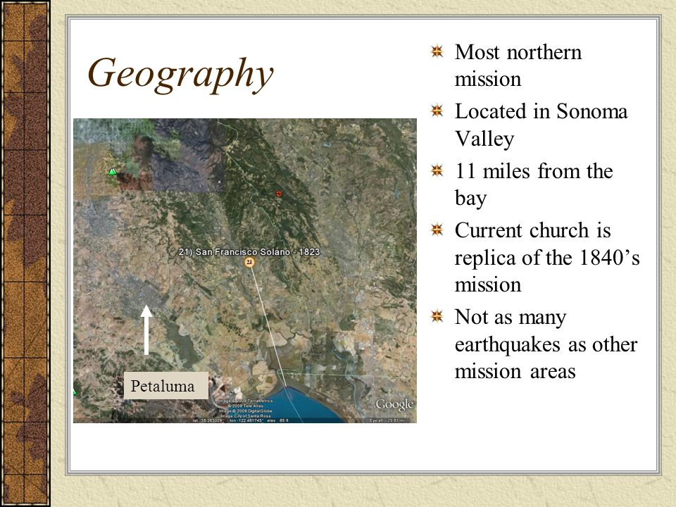Mission Life Not as properous as other missions 10,000 acres to grow grapes, fruit, grain and raise livestock Native Americans abused
