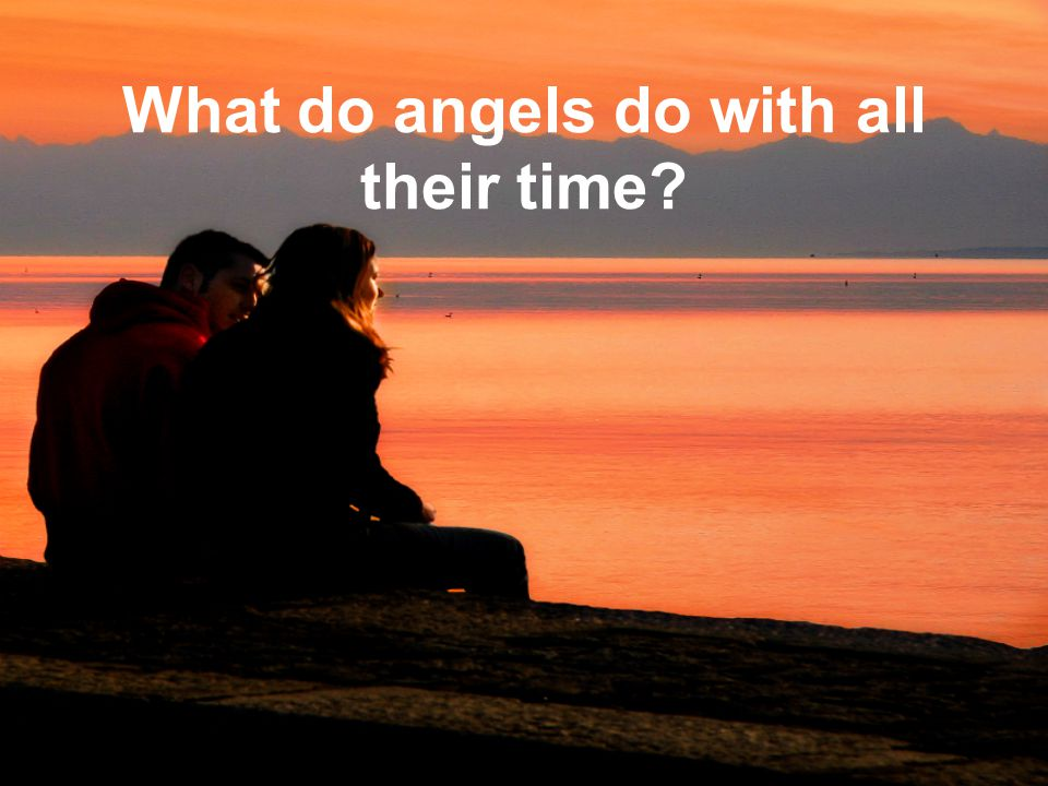 III. They Serve Men They answer some prayers to God. –Daniel 9:20-24 –Dan. 10:10-12 –Acts 12:1-7