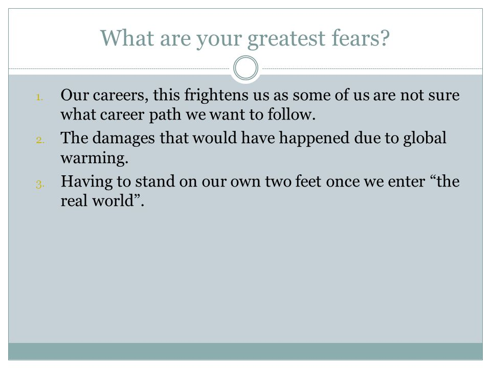 What are you greatest hopes and dreams.1.To alleviate poverty and crime.