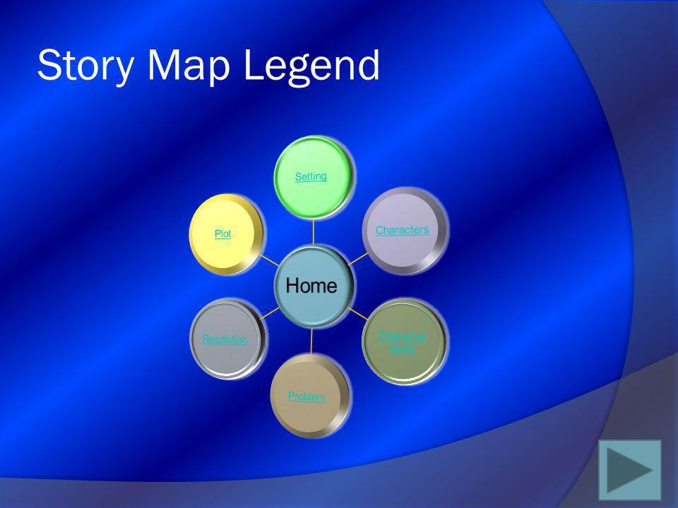 Story Map Legend