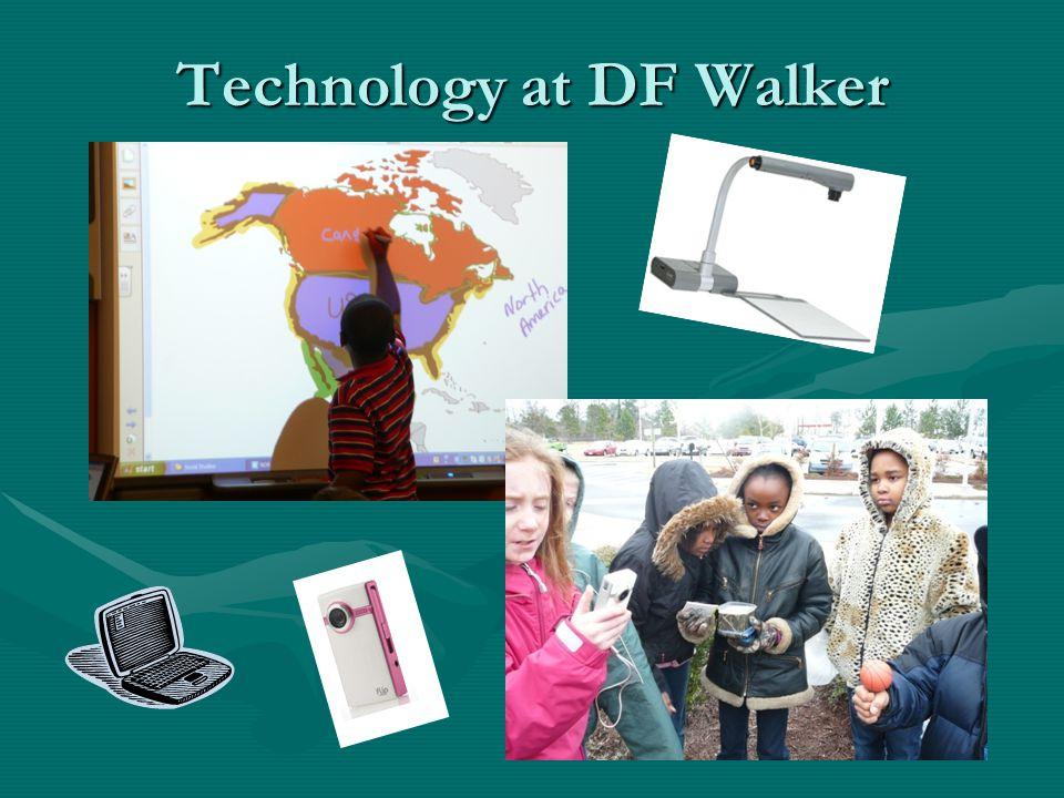 Technology at DF Walker