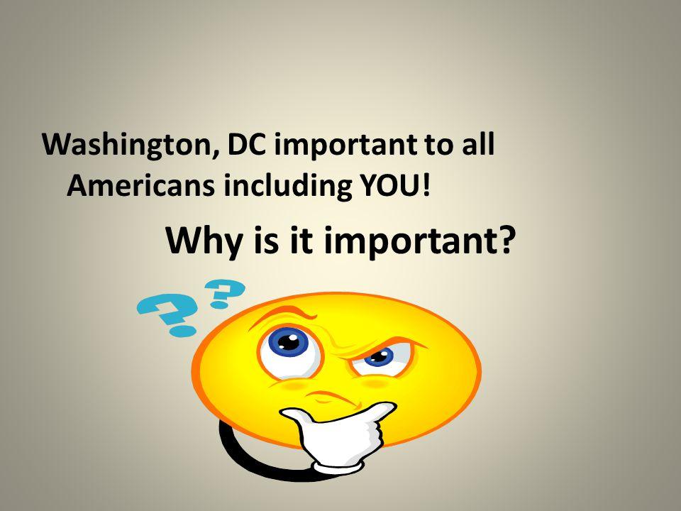 Washington, DC The Nation's Capitol