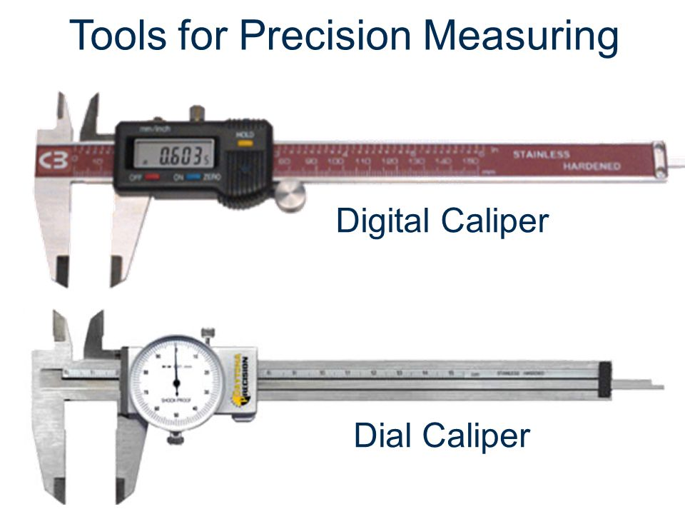 The dial caliper isa precision measuring instrument.
