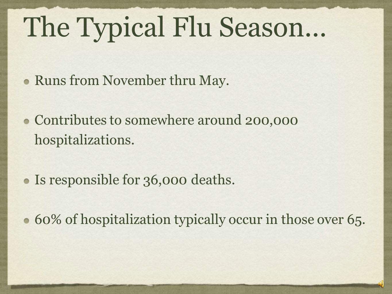 Match the flu 1) Spanish Flua) Pandemic of 1889 2) Avian Flub) H3N2 3) Asian Fluc) Pandemic of 1918 4) Hong Kong Flud) H5N1 5) Russian Flue) Pandemic of 1957