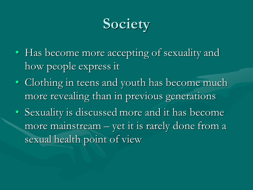 Society Has become more accepting of sexuality and how people express itHas become more accepting of sexuality and how people express it Clothing in t