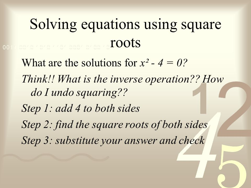 Solving equations using cube roots A cube has a volume of 729cm3.