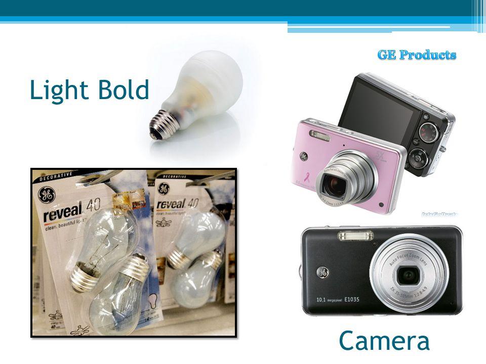 Light Bold Camera