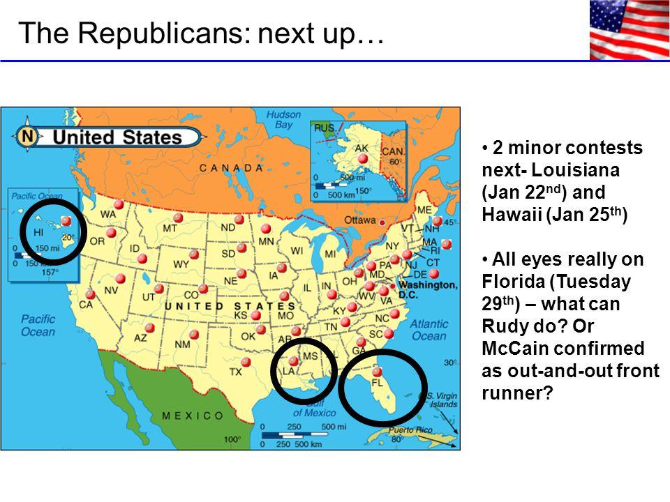 Vs US Political Parties