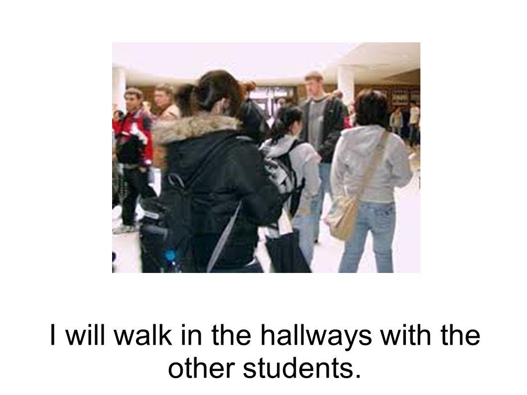 I will make new friends at my new school.