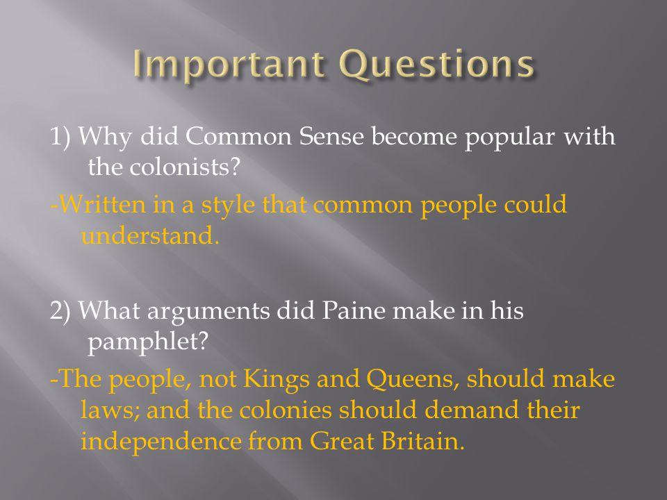 A. Biography 1. a self-educated British Quaker 2.