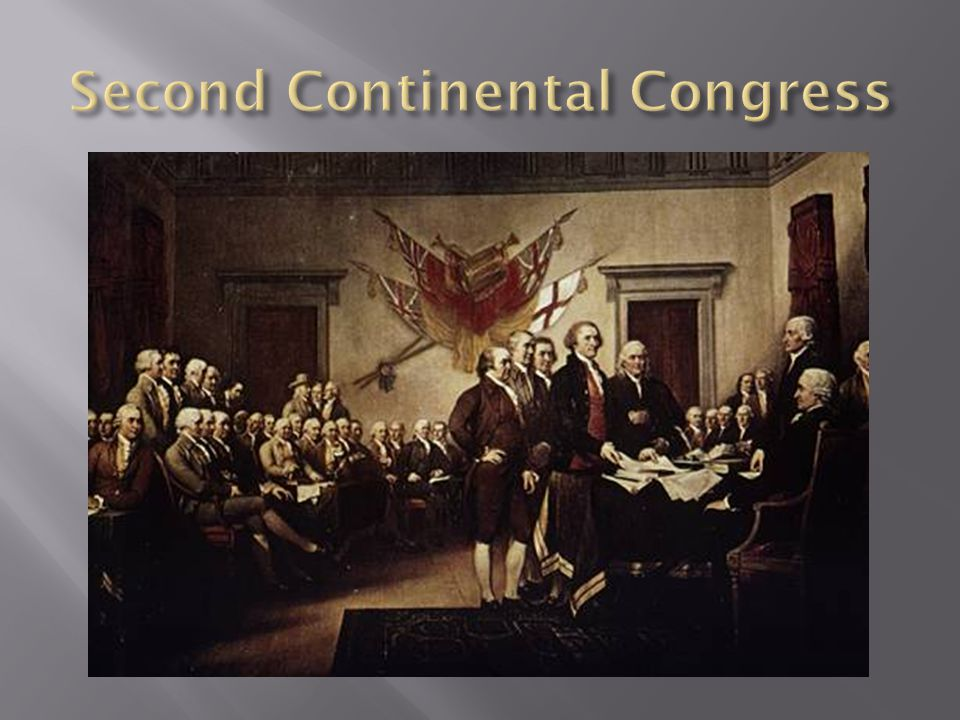 A.Colonists who chose to fight for independence became known as Patriots B.
