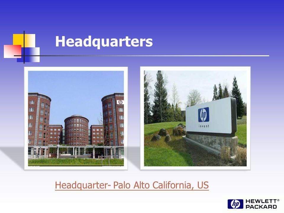 Headquarters Headquarter- Palo Alto California, US