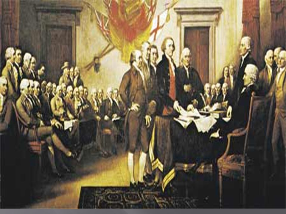 4. Why did the American Revolution raise questions about slavery in the United States? - Colonists accusing Britain of violating their rights had to f