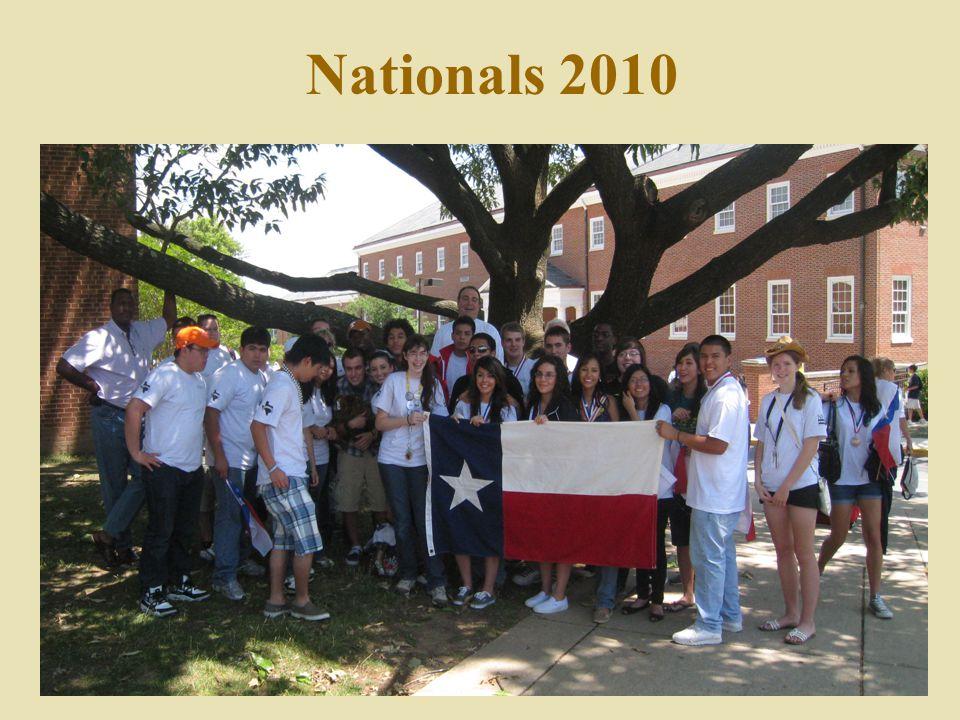 Nationals 2010