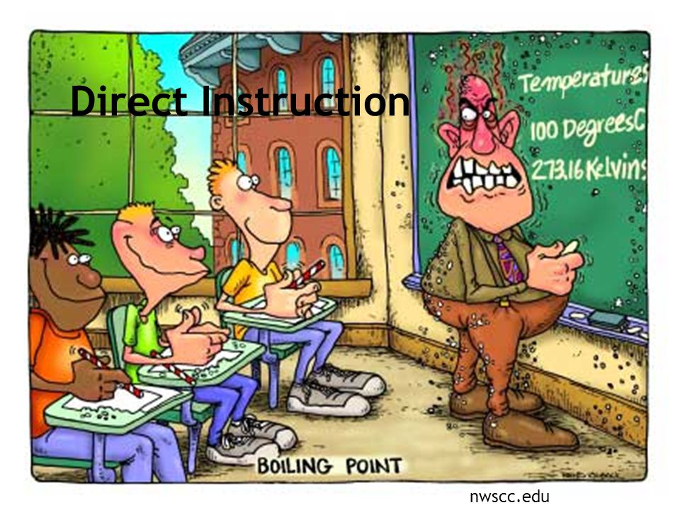 Direct Instruction nwscc.edu.