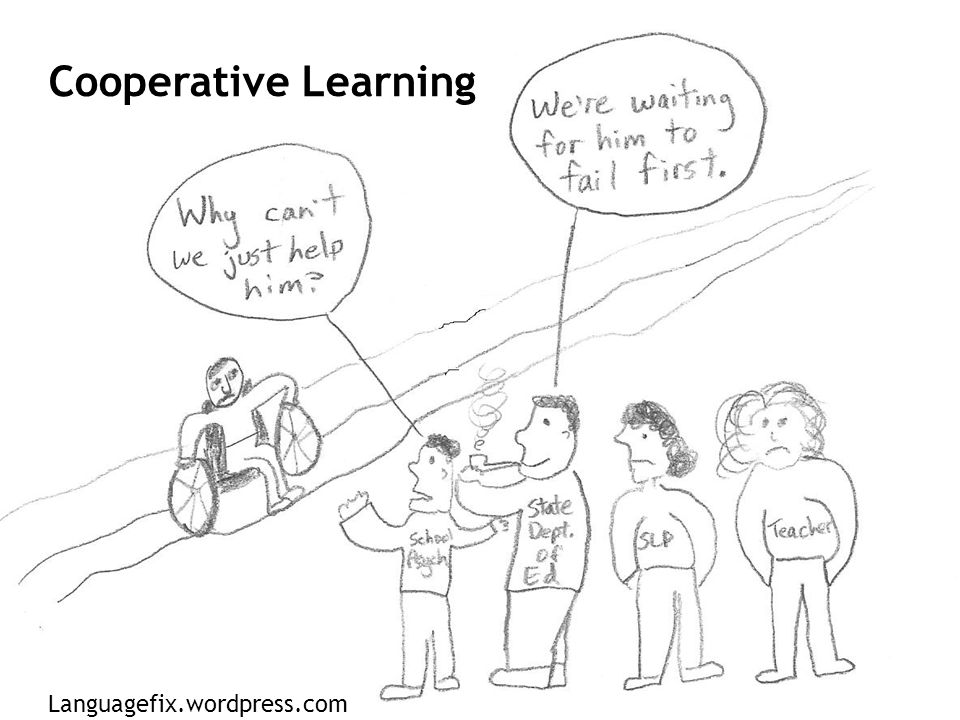 Cooperative Learning Languagefix.wordpress.com