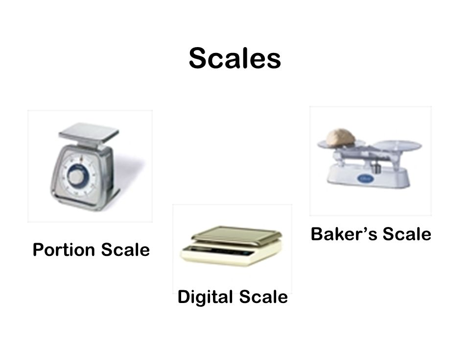 Scales Portion Scale Baker's Scale Digital Scale