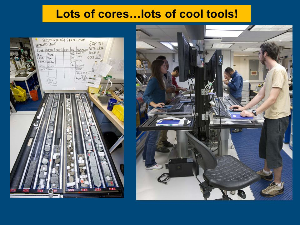 Lots of cores…lots of cool tools!