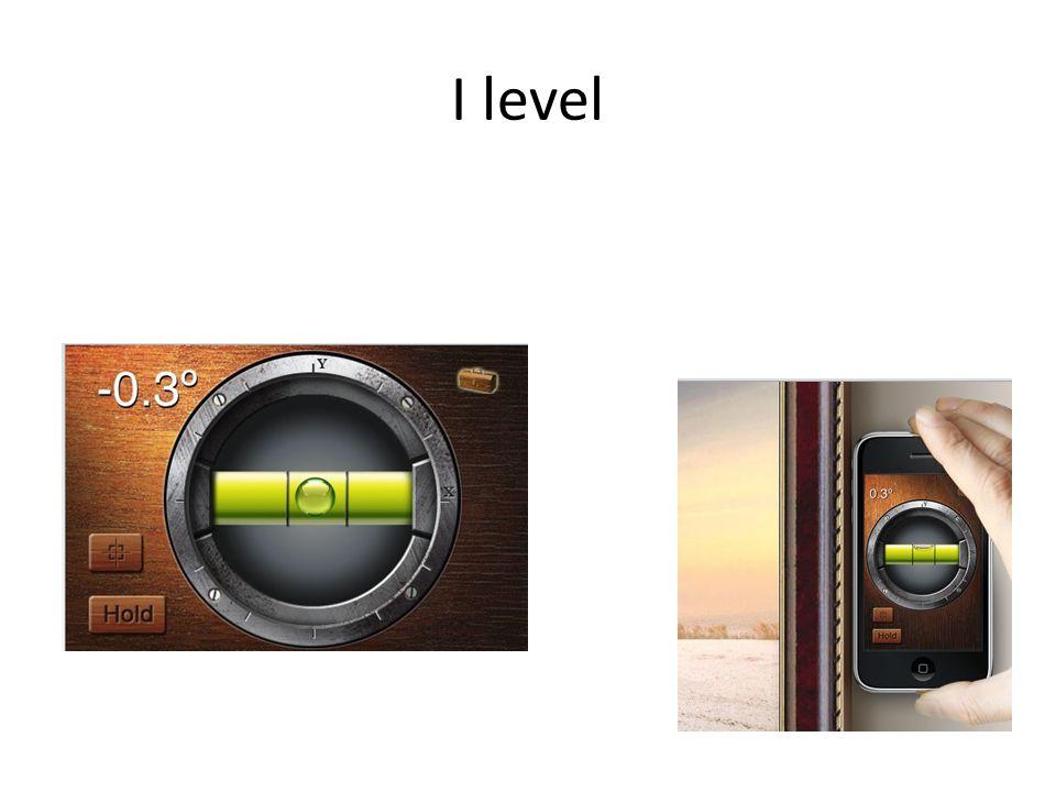 I level