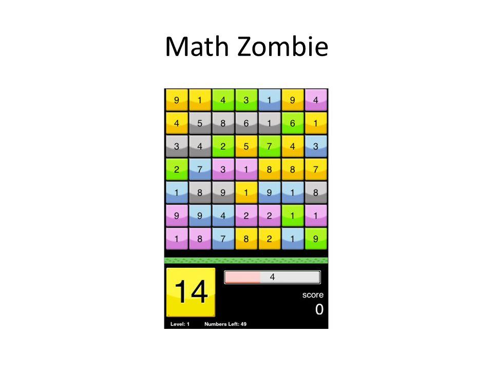 Math Zombie