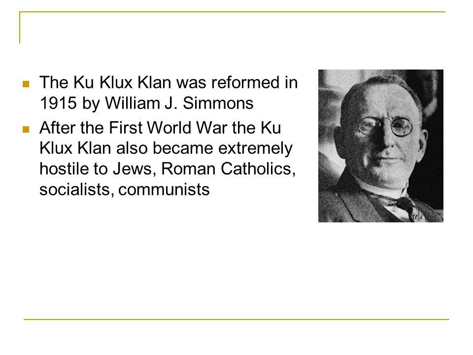 In November 1922 Hiram W.