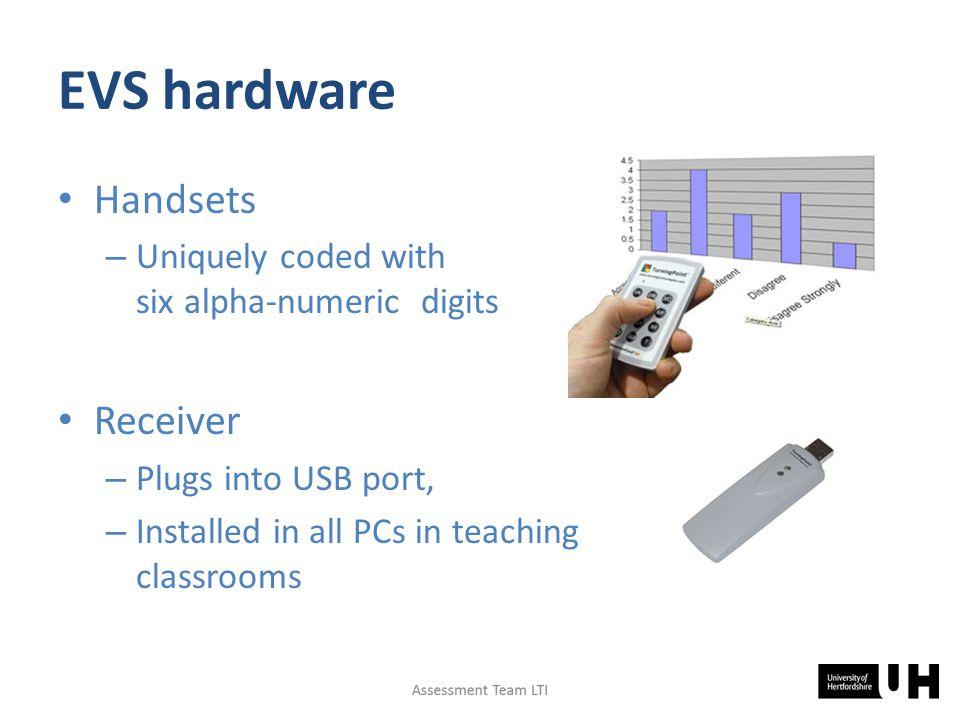 EVS software