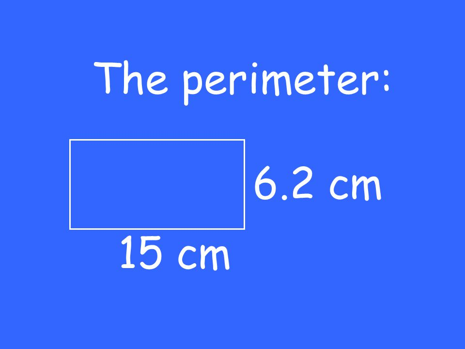 What is 42.4 cm ?