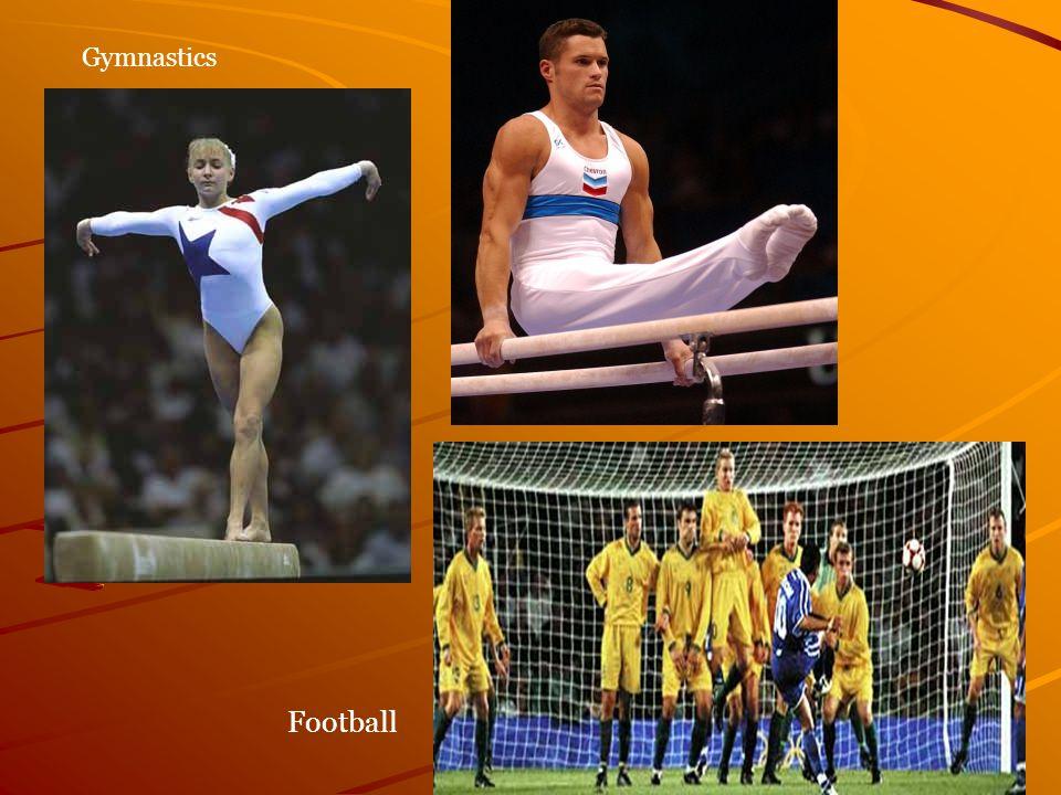 Gymnastics Football