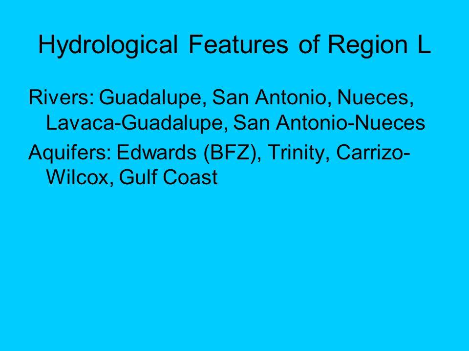 Nueces San Antonio Guadalupe