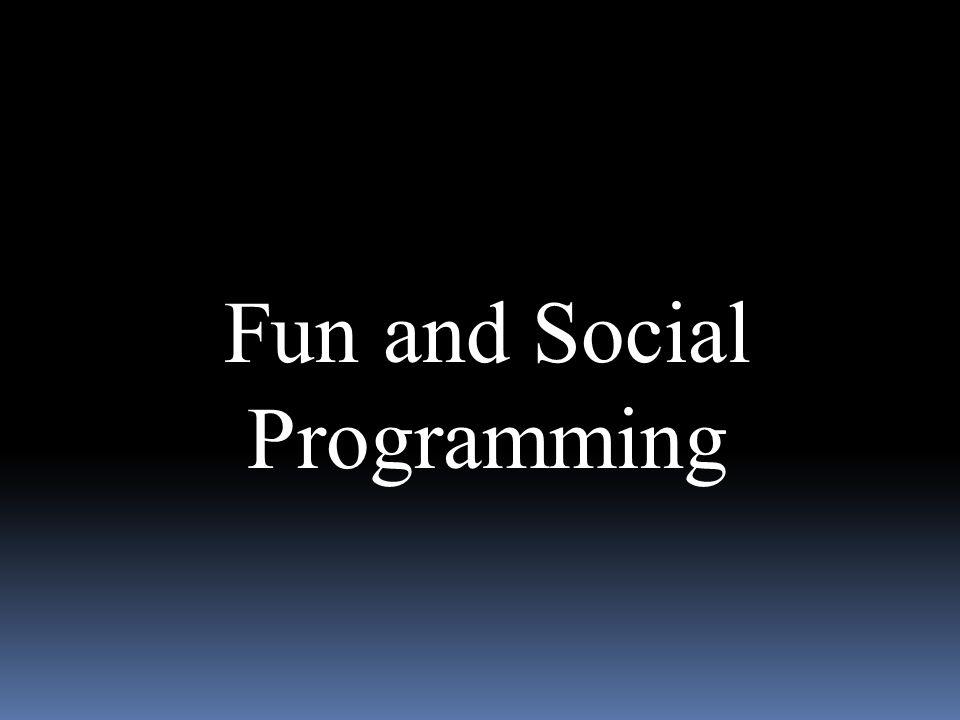 Fun and Social Programming