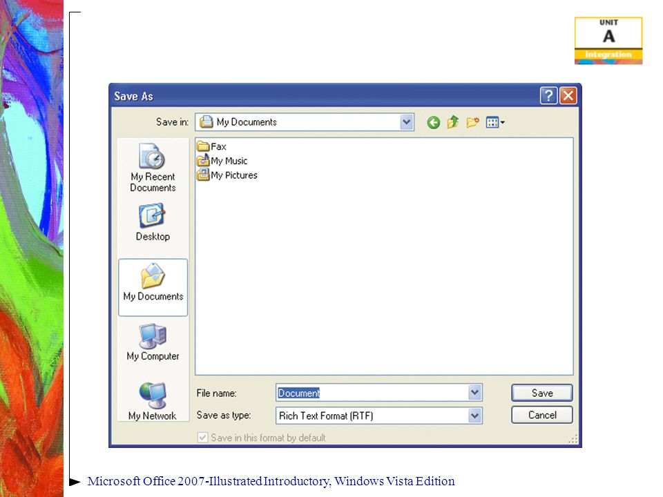 Microsoft Office 2007-Illustrated Introductory, Windows Vista Edition