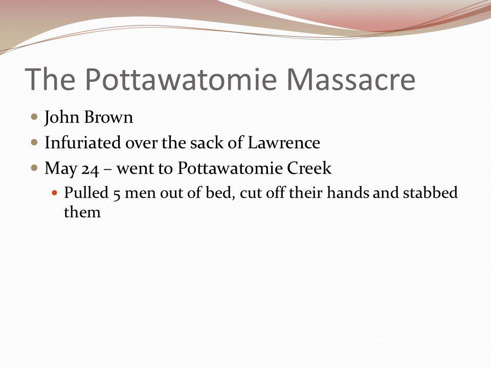 Bleeding KS John Brown and Pott.