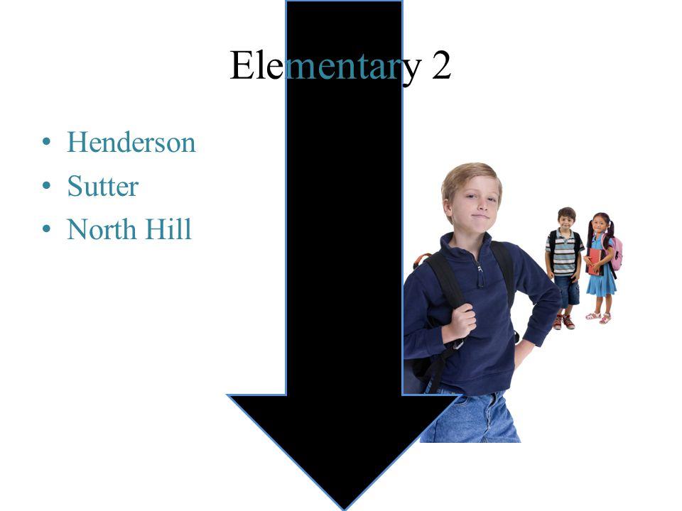 Elementary 2 Henderson Sutter North Hill
