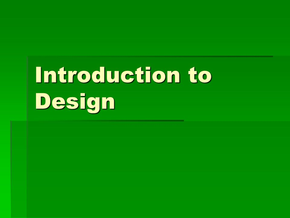What is Design and what is Designing.