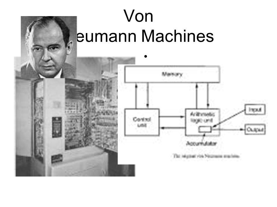 Von Neumann Machines