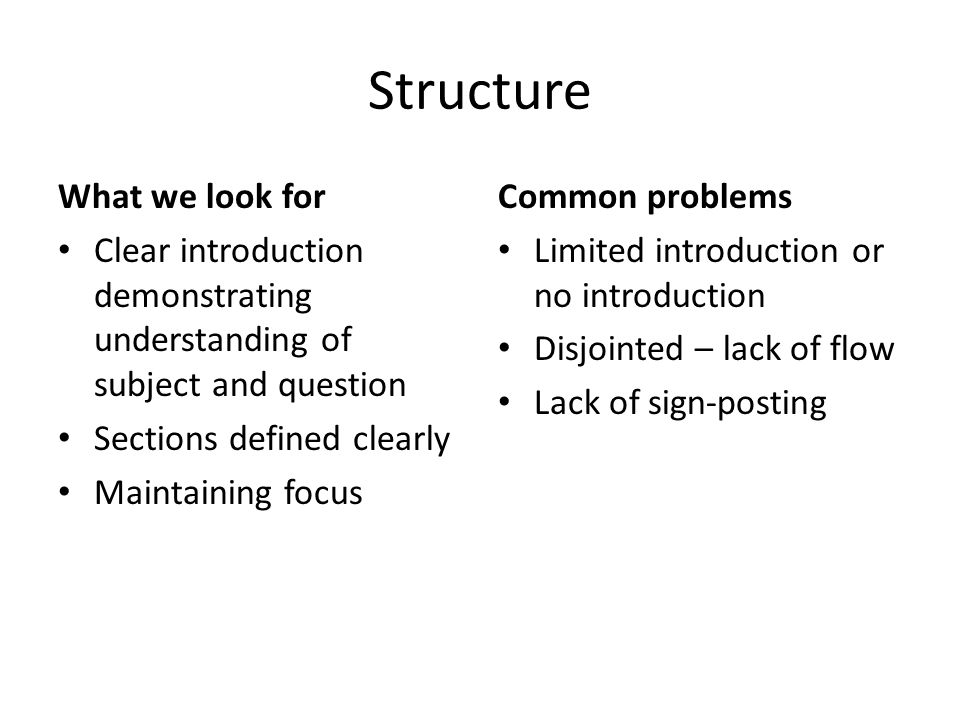 What is 'sign-posting'.Your essay probably has between 3 and 6 main sections.