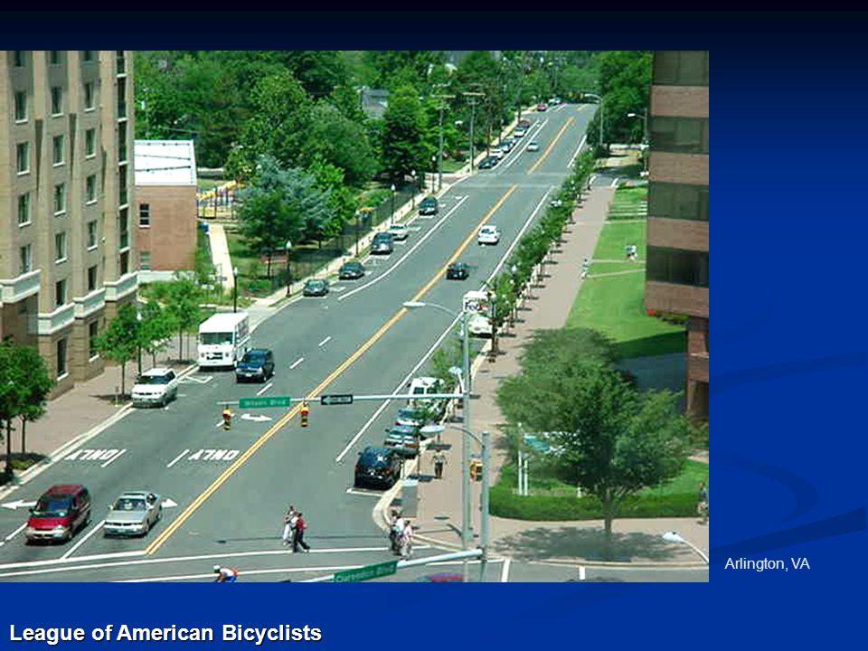 Arlington, VA League of American Bicyclists