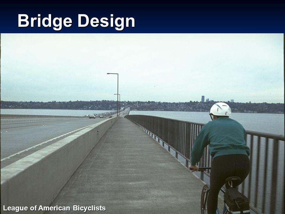 Bridge Design League of American Bicyclists