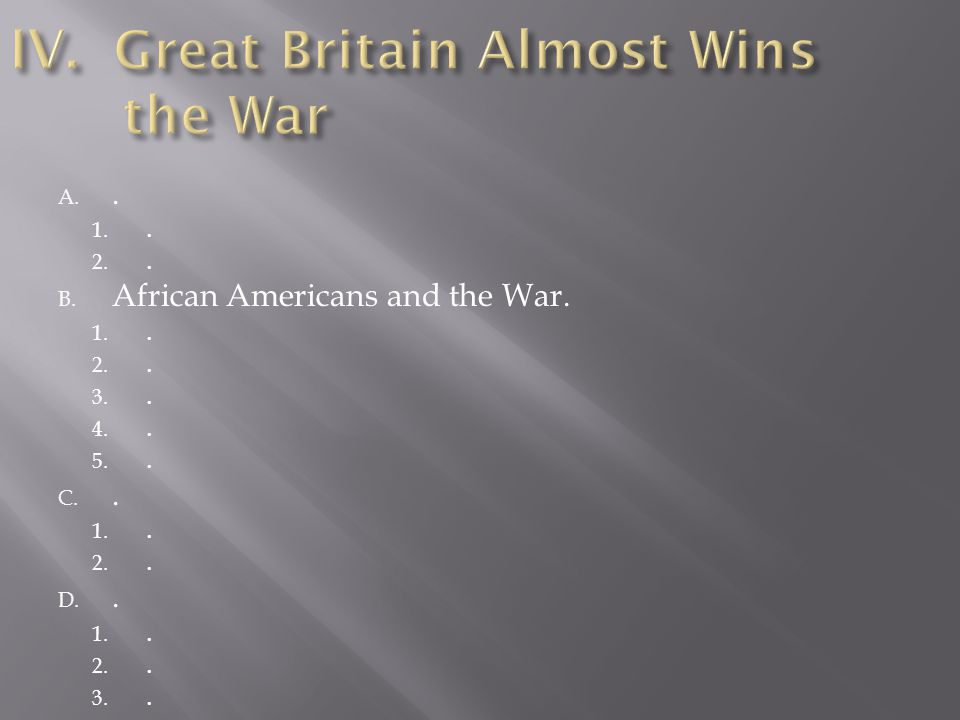 The American Revolution Objectives: 1. How did different groups contribute to the war effort?