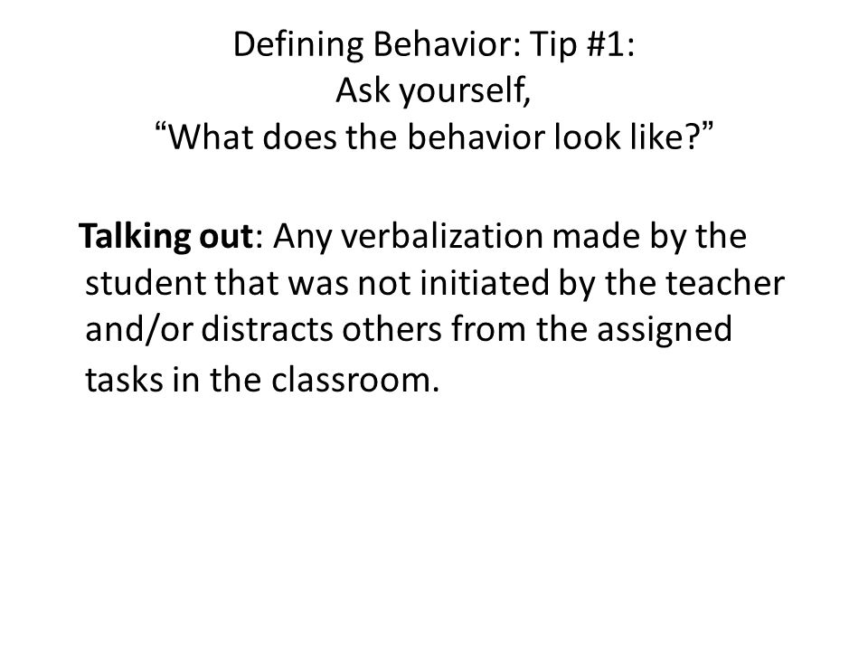 Staff use of Possible Motivation requires knowledge of ABC & Behavioral Function Summary Statement WHEN ANTECEDENT, BEHAVIOR BECAUSE____CONSEQUENCE BRENDA HURTS THEMTHEY GO AWAY (Avoid Peers) OTHER STUDENTS CALL HER NAMES OR TEASE HER
