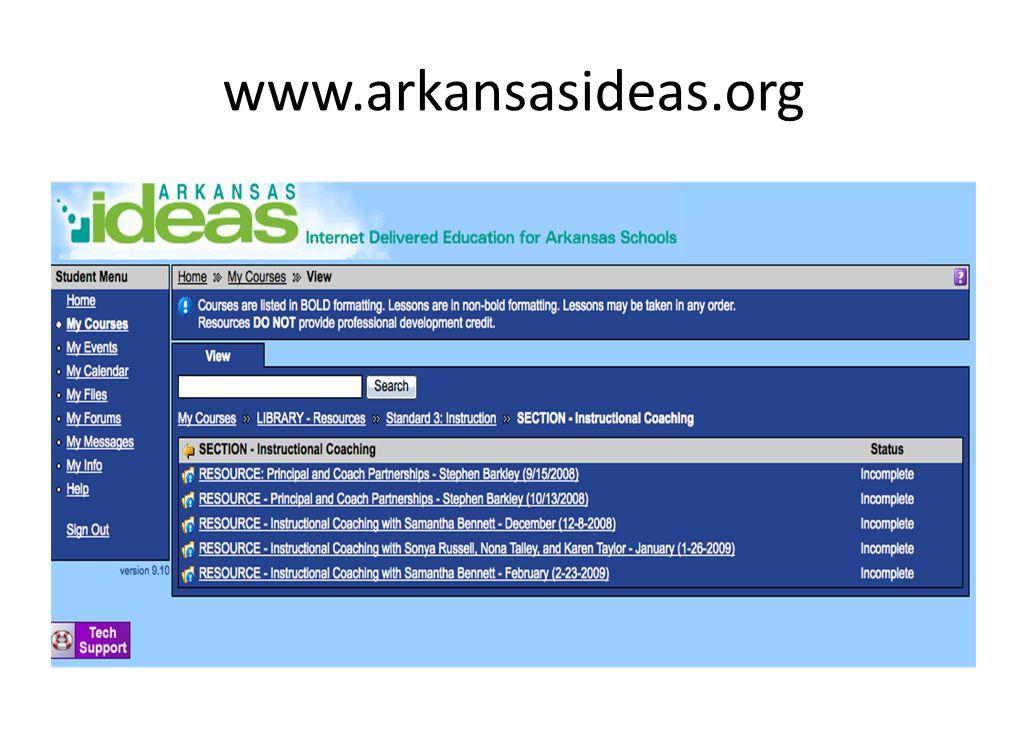 www.arkansasideas.org