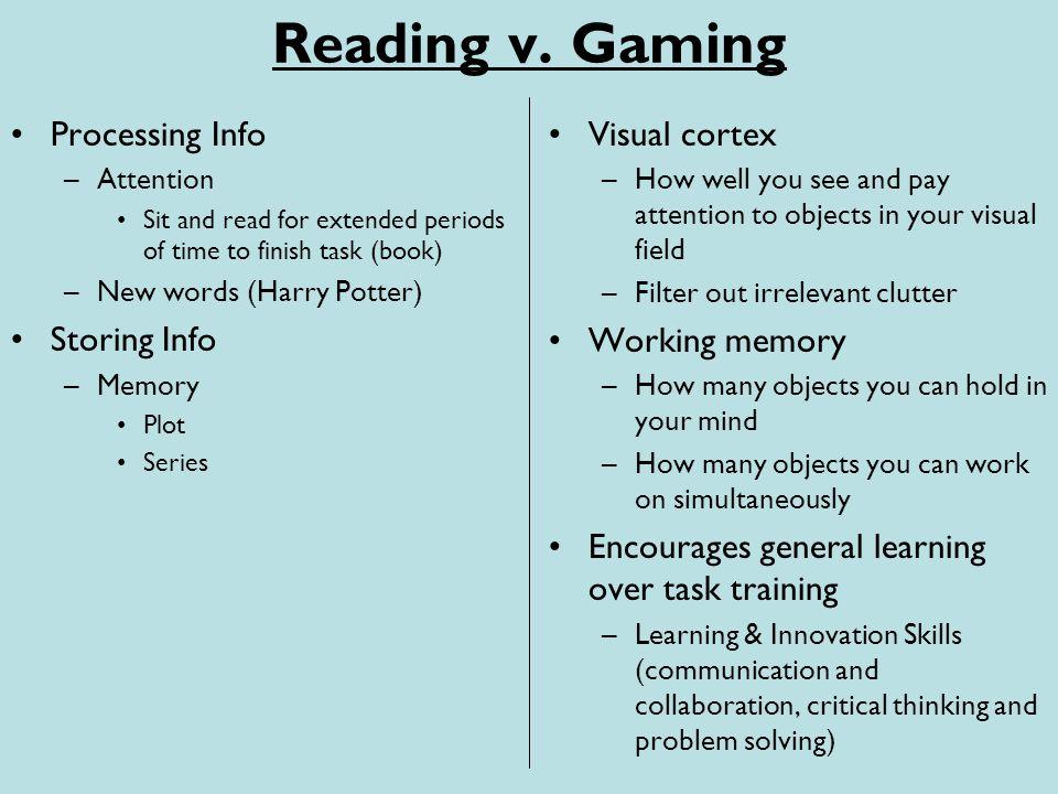 Reading v.