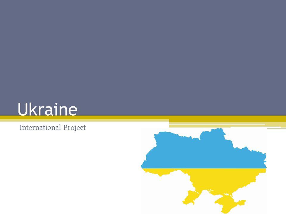 Ukraine International Project