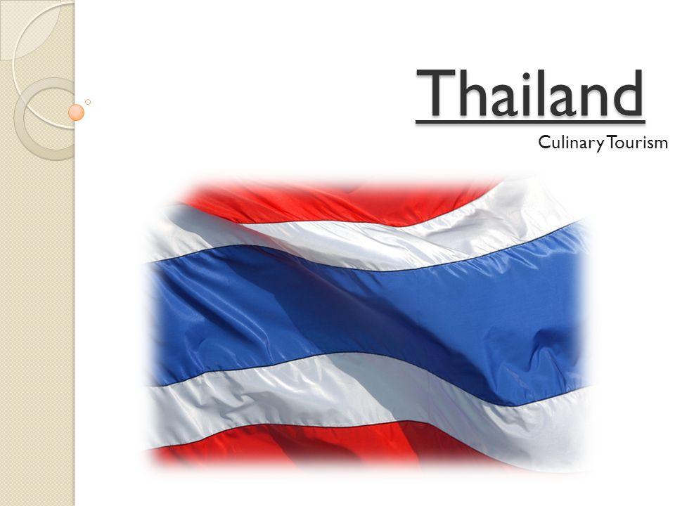 Thailand Culinary Tourism