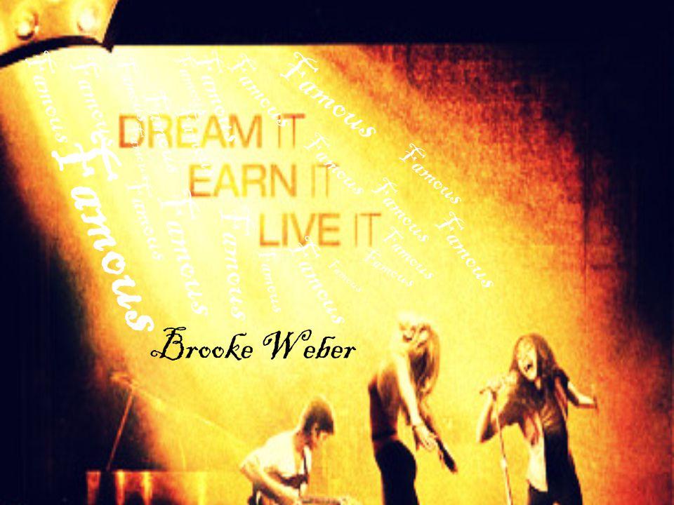Famous Brooke Weber Famous