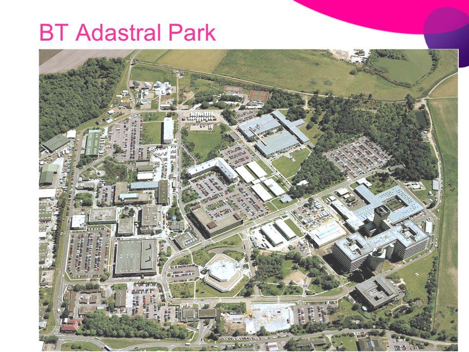 BT Adastral Park