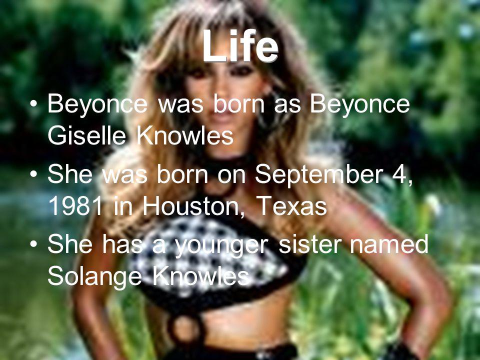 Beyonce Bianca Arias