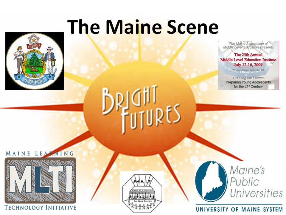 The Maine Scene